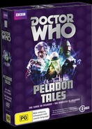 Peladon Tales DVD box set Australian cover