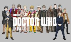 DW Legacy Doctors Banner