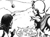 The Gods Walk Among Us (comic story)