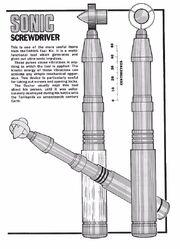Sonic Screwdriver