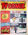 TV Comic 1412 Front Cover