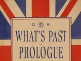 What's Past is Prologue (short story)