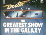 The Greatest Show in the Galaxy (novelisation)