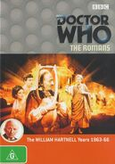 The Romans DVD Australian cover