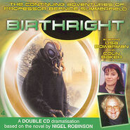 Birthright audio cover