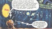 Dalek sol system chart