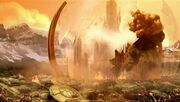 Gallifrey time war