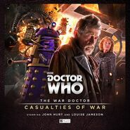 Casualties of War (audio anthology)
