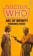 Arc of Infinity novel