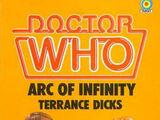 Arc of Infinity (novelisation)