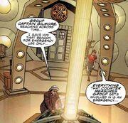 The Armageddon Gambit TARDIS