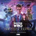 The Tenth Doctor Chronicles (audio anthology).jpg