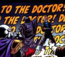 Death to the Doctor! (comic story)
