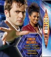 Doctor Who Funfax Martha