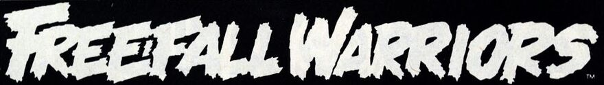 Captain Britain Freefall Warriors logo