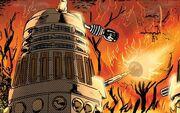 Dalek Project flamethrower