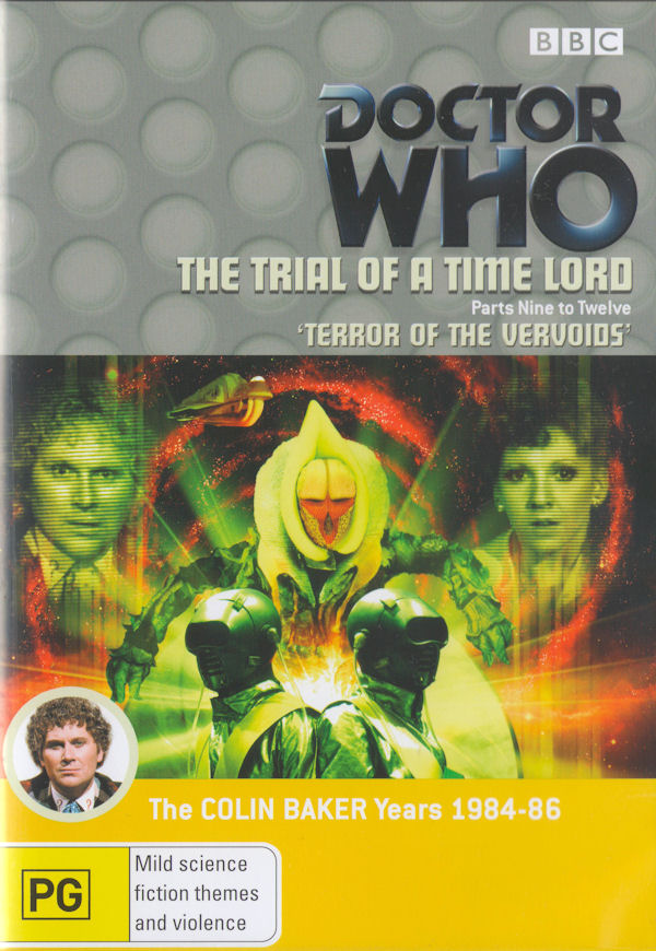 Trial Of A Time Lord 9 12 Region4