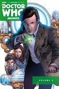 The Eleventh Doctor Archives: Volume 2 (graphic novel)