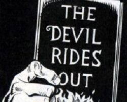 DWM 257 Tooth & Claw The Devil Rides Out