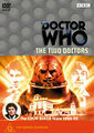 The Two Doctors DVD Australian cover