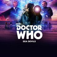 BBCstore The Sea Devils cover