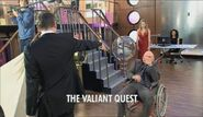 DWCON The Valiant Quest title card
