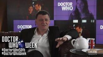 Doctor Who's STEVEN MOFFAT Answers 3 Questions... - BBC America