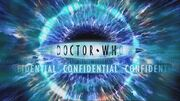 Doctor Who Confidential 2009 HD logo