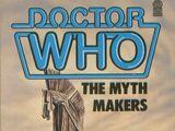 The Myth Makers (novelisation)