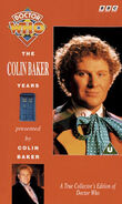 The Colin Baker Years 1994 VHS UK