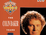The Colin Baker Years (VHS box set)