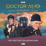 The First Doctor Adventures Volume Two