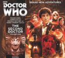 The Second Doctor: Volume One (audio anthology)