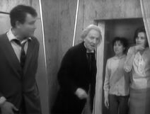 First Doctor Escape From Dalek City