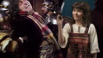 Sarah Jane Attacks the Doctor! The Masque of Mandragora Doctor Who