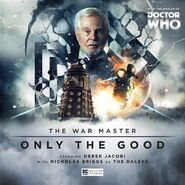 War Master Only the Good cover
