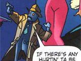 Detective robot