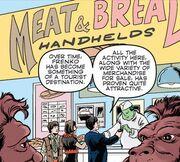 Meat & Bread Handhelds