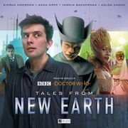 Tales from New Earth alternate cover