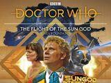 The Flight of the Sun God (audio story)