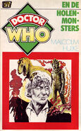 DW and the Cave Monsters Dutch cover
