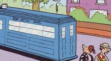 Doctor Who DWM 174