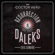 Resurrection of the Daleks audiobook