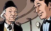 1st Doctor and Ian