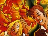 Under the Volcano (comic story)