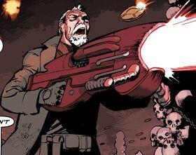 Válečný Doktor - komiks