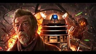 Doctor Who - The War Doctor The Only Monstrous (trailer)