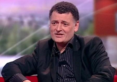 Steven Moffat doctor who