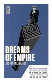 Doctor Who Dreams of Empire 50th