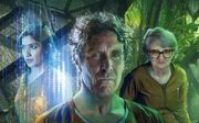 Eighth Doctor, Bliss and the Twelve as prisoners